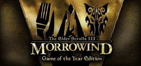 The Elder Scrolls III Morrowind GOTY Steam CD Key - Swipe Gaming