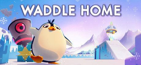 Waddle Home - Swipe Gaming