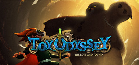 Toy Odyssey: The Lost and Found - Swipe Gaming