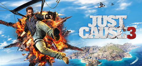 Just Cause 3 Steam CD Key - Swipe Gaming