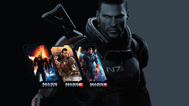 Mass Effect Trilogy Origin CD Key - Swipe Gaming