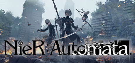 NieR: Automata Steam CD Key - Swipe Gaming