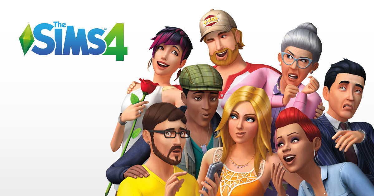 The Sims 4 Origin CD Key - Swipe Gaming