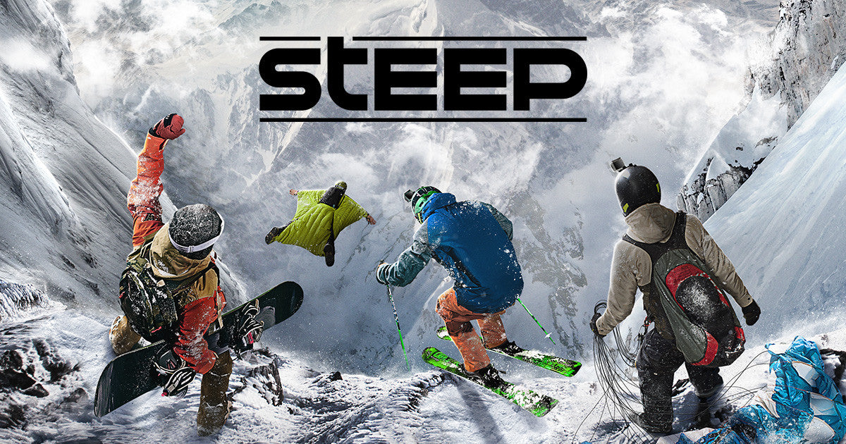 Steep EU Uplay - Swipe Gaming