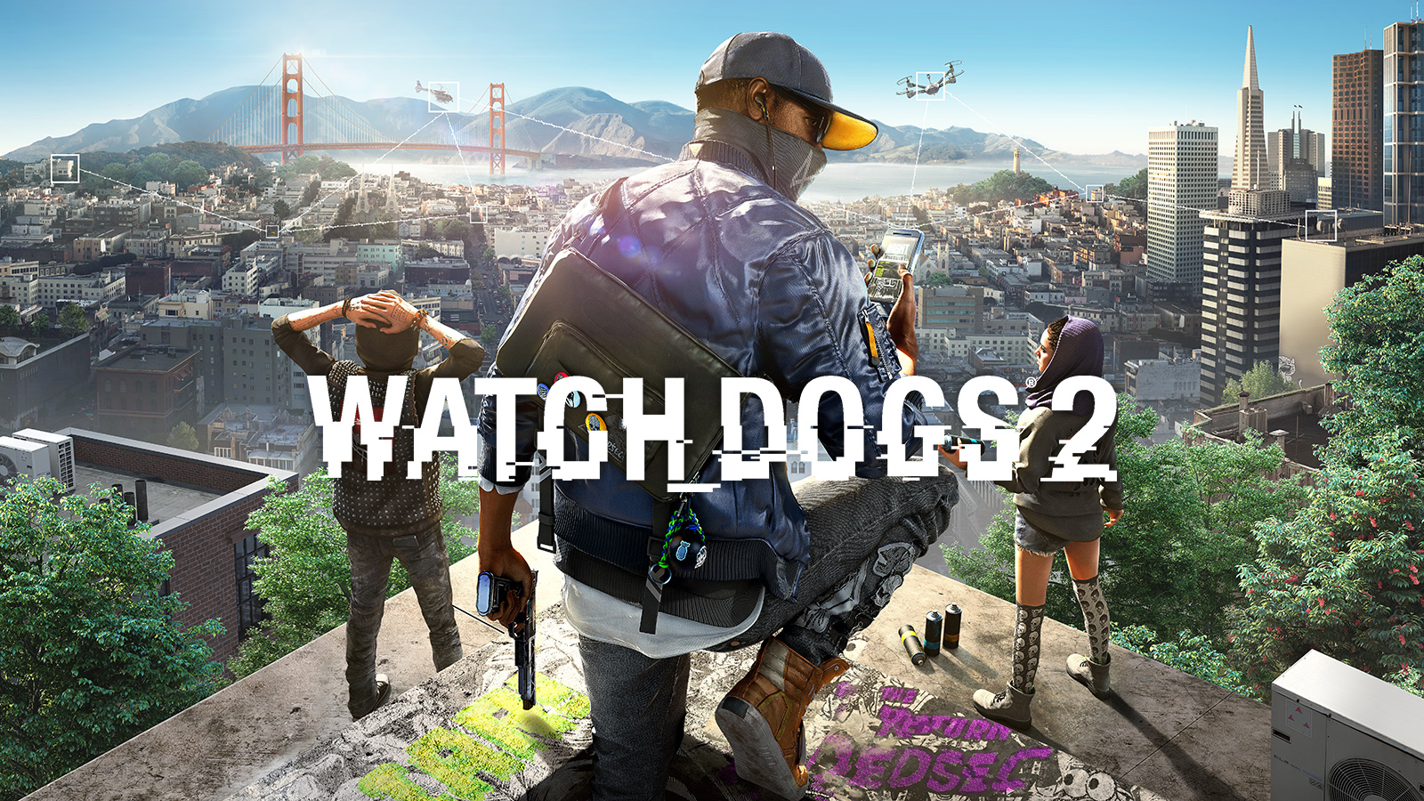 Watch Dogs 2 Uplay - Swipe Gaming