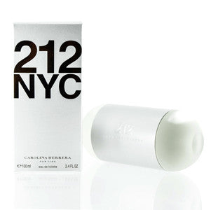 212 Nyc By Carolina Herrera 3.4 OZ