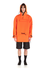 Hanover Anorak - Orange Neoprene
