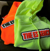 Safety Hoodie Green