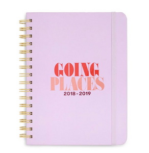 Going Places 2018-2019 Planner