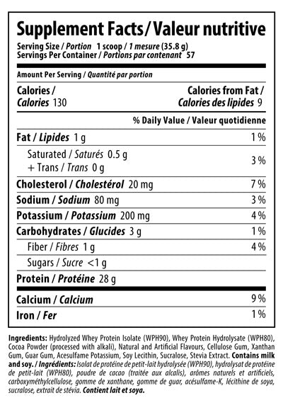 Nutrabolics HydroPure, 4.5lbs | 100% Hydrolyzed Whey Protein Isolate