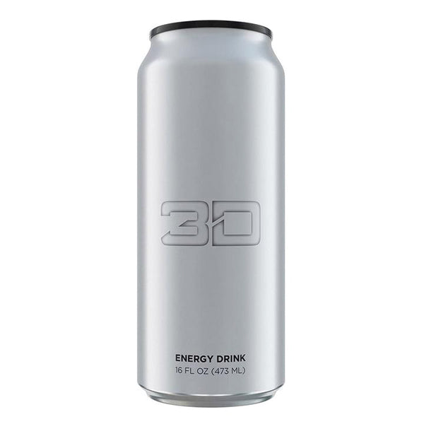3D Energy Drinks Chrome