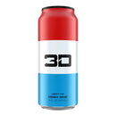 3D Energy Drink Liberty Pop Red, White and Blue