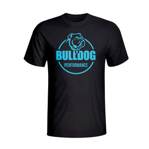 Bulldog Performance T-Shirt Miami Blue
