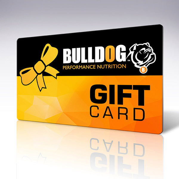 Best Gift Card Idea for your health, nutrition and fitness