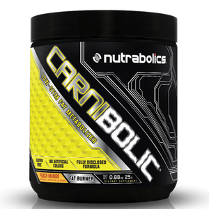 Nutrabolics Carnibolic Fat Loss Supplements