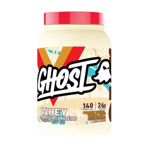 GHOST Whey Protein Peanut Butter Cereal Milk Bulldog Canada