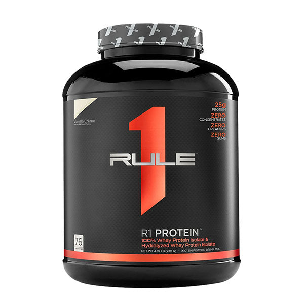 Rule1 R1 Whey Protein Isolate Canada