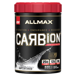 Allmax Carbion Plus Carbohydrate Powder Supplement