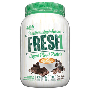 ANS Fresh1 Vegan Protein Cafe Mocha