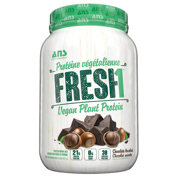 ANS Fresh1 Vegan Protein Chocolate Hazelnut
