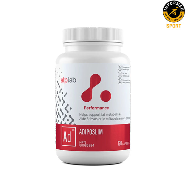 ATP Lab Adiposlim Fat Metabolism Supplement