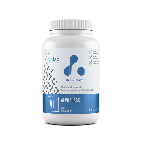 ATP Lab Alpha Jack Testosterone Booster