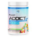 Believe Pump Addict SF Stim Free Pre Workout Sour Gummy Bear