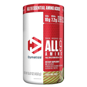 Dymatize All 9 Amino EAA Supplement