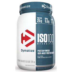 Dymatize ISO 100 Hydrolyzed Protein Isolate