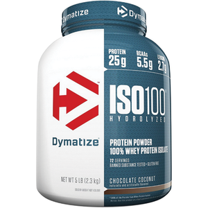 Dymatize ISO100 100% Hydrolyzed Protein Isolate
