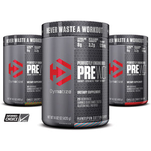 Dymatize PreWO Pre Workout Supplement Canada