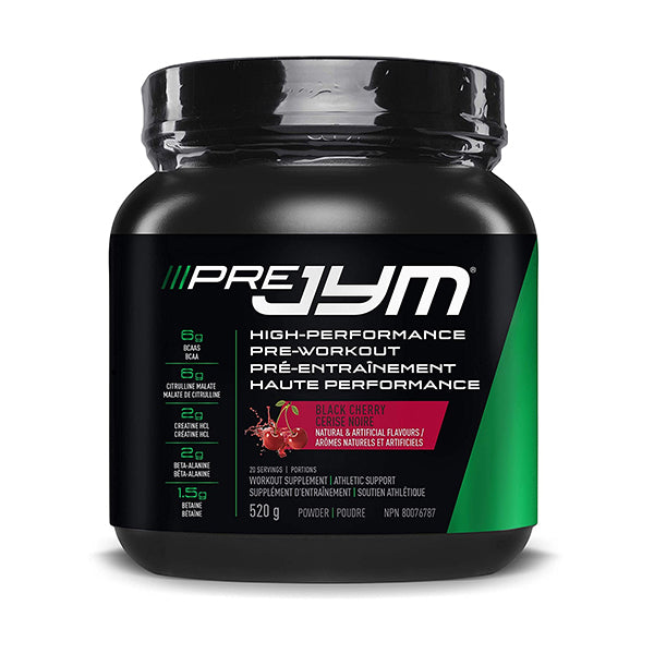 JYM Supplement Pre Workout Black Cherry