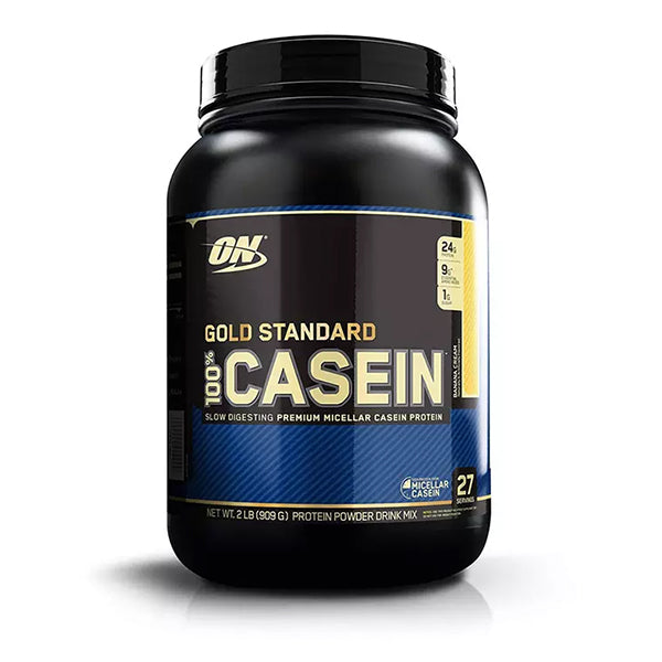 Optimum Casein 2lbs Banana