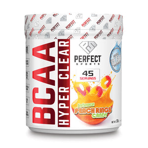Perfect Sports BCAA Hyper Clear, 45 servings