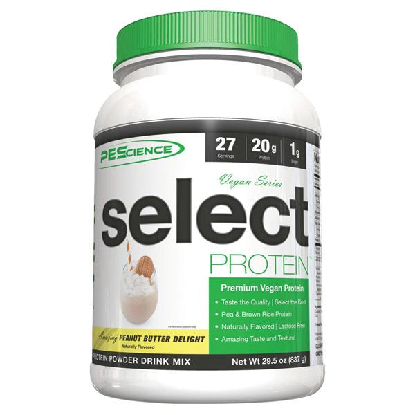 PEScience Vegan Select Protein 27 servings