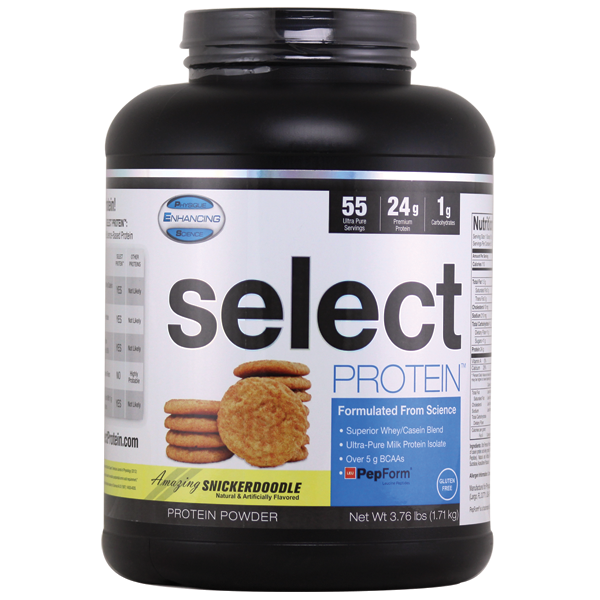 PEScience Select Protein Blend Supplement