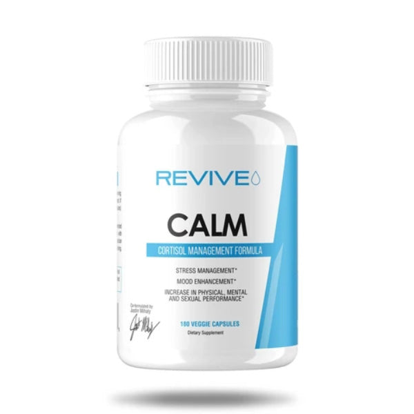 Revive Calm Cortisol Supplement Formula