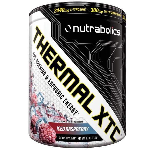 Nutrabolics Thermal XTC Iced Raspberry New