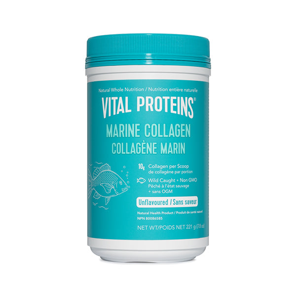 Vital Protein Marine Collagen Supplements Canada