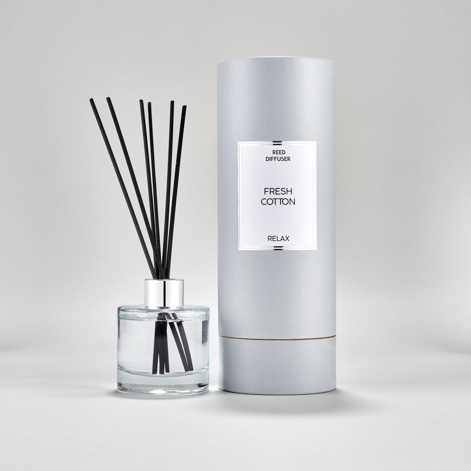 Simple Fresh Cotton Large Luxury 150ML Diffuser