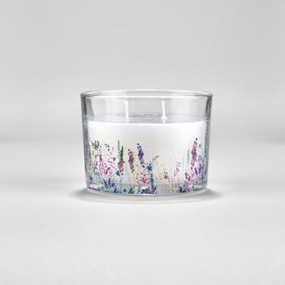 Summer Bloom Large Double Wick Scented Candle
