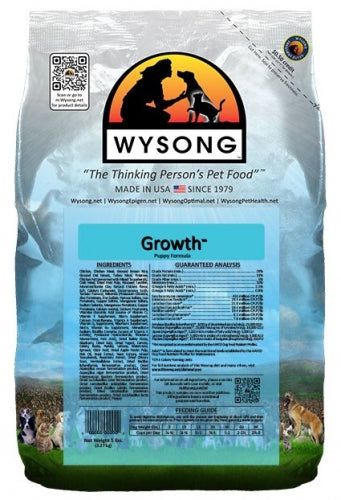 Wysong Growth Dry Puppy Food