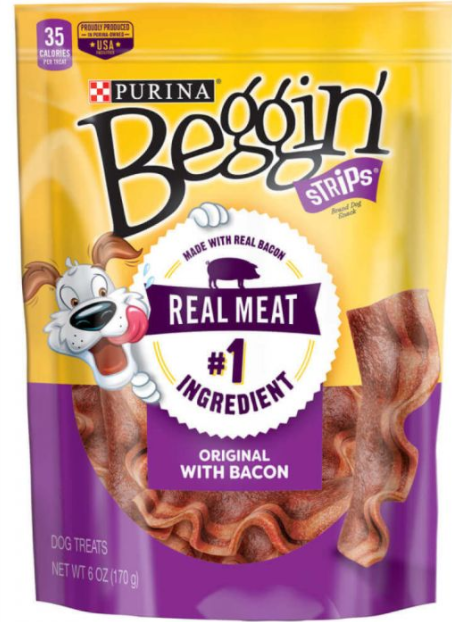 Beggin Strips Original Bacon Dog Treats
