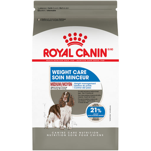 Royal Canin Medium Weight Care Dry Dog Food