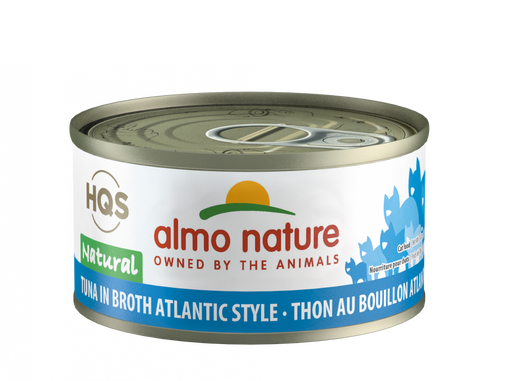 Almo Nature HQS Natural Cat Grain Free Tuna Atlantic Style