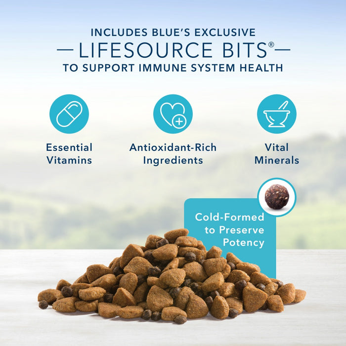Blue Buffalo Life Protection Natural Lamb & Brown Rice Recipe Large Breed Adult Dry Dog Food