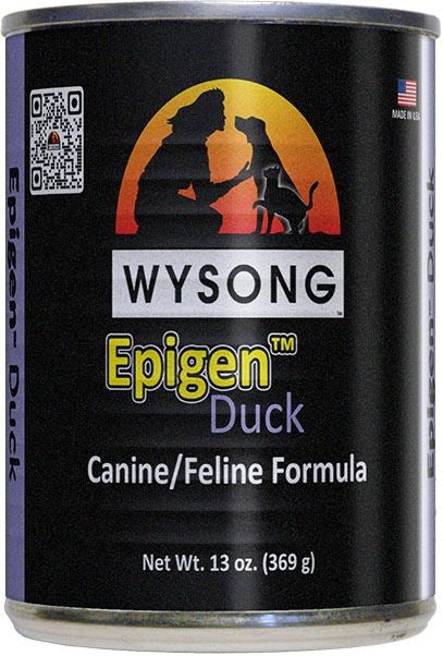 Wysong Epigen Duck Formula Canned Dog and Cat Food