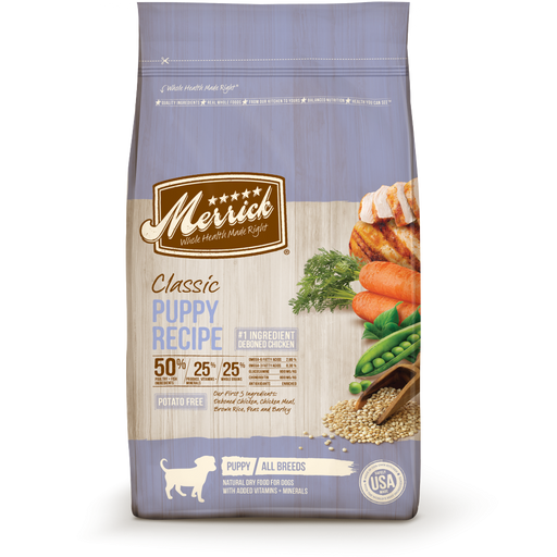 Merrick Classic Puppy Recipe Dry Dog Food