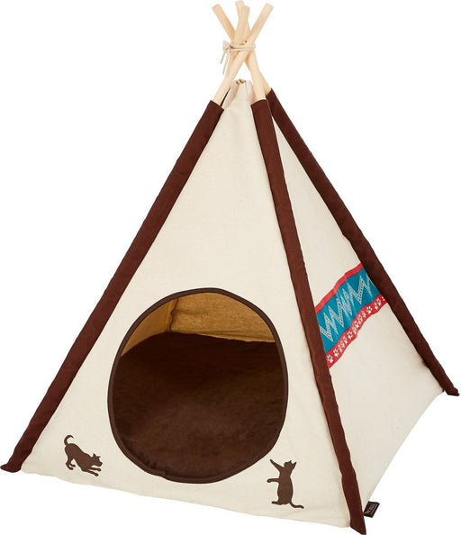 P.L.A.Y. Teepee Tent for Cat or Dog, Classic