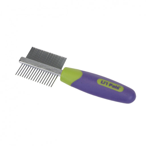 Coastal Pet Products Lil Pals DoubleSided Dog Comb